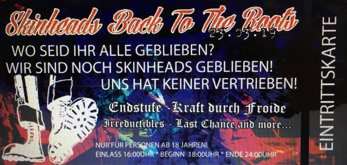 Back to the Boots – Konzert