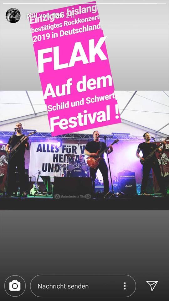 21./22.6. Auf zum Schild und Schwert Festival in Ostritz!